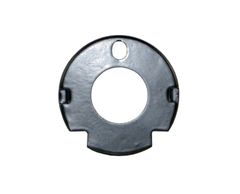 AR Drop In Handguard Replacement End Cap, Round Shape