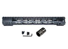 "Presma® AR-10 .308 M-LOK Series Slim Free Float Handguards, 15"""