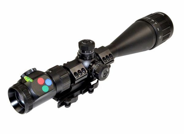 Presma® EX Professional Series 6-24X50 Precision Scope AO, RGB RXR Reticle