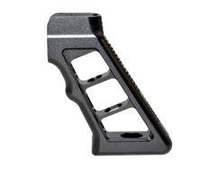 Skeletonized Rear Pistol Style Grip, Black Anodized Aluminum
