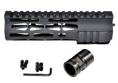 "Presma® AR-15 M-LOK Series Slim Free Float Handguards, 7"""