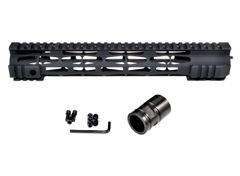 "Presma® AR-10 .308 M-LOK Series Slim Free Float Handguards, 12.5"", for DPMS High Profile Uppers"