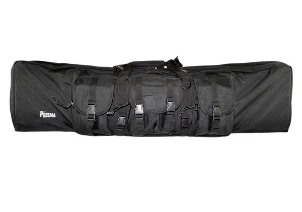 Presma® 47 inch Double Rifle Soft Case, Black