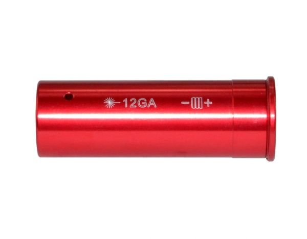 12 Gauge Shotgun Red Laser Bore Sight