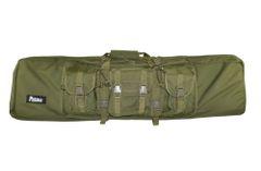 Presma® 47 inch Double Rifle Soft Case, Green