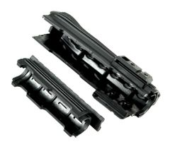 AK47/AK74 2 Piece Polymer OverMold Railed Handguard