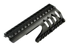 Remington 870 12 gauge Shotgun Low Profile Saddle Mount