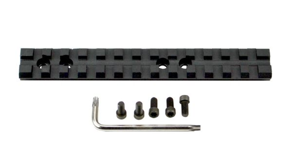 Mossberg 500 Shotgun Base Picatinny Rail Mount