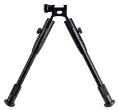 Tactical Folding Bipod with Extendable Legs