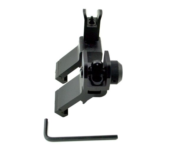 Rapid Transition Flip Up Sight Set, 45 Degree Offset