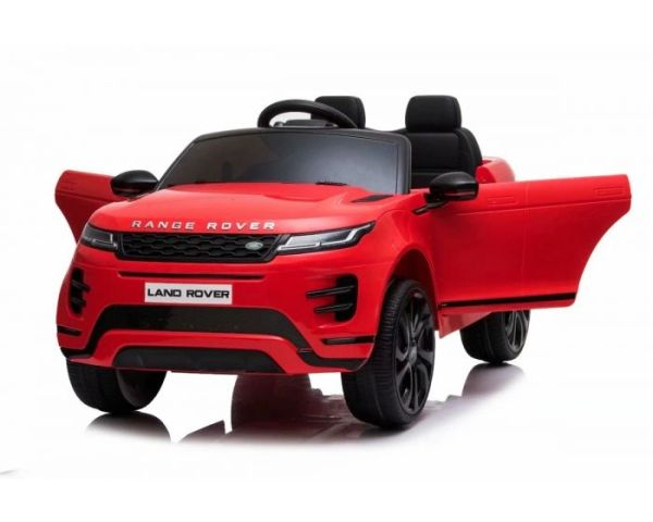 Licensed Range Rover ride on One Seat with remote Mp3 leather Seat
