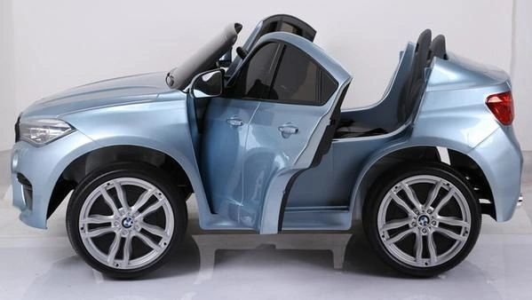 LICENSED BMW X6M PAINTED WITH LEATHER SEAT AND WIDE