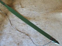 "56"" 30#@28"" Green Camo Torrent Longbow"