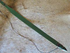 "56"" 30#@28"" Green Camo Torrent Longbow"