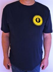 St Joe River Logo T-shirt Dry Weave Moisture Wicking