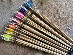 Lil Rapids Youth Arrows 1/2 Dozen 24""