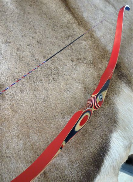 "56"" 55#@28"" RECONDITIONED Americana Torrent Recurve"