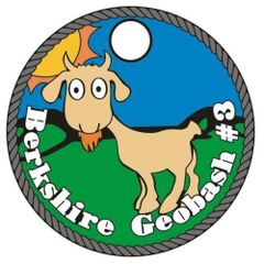 """Berkshire Geobash #3 """"Official"""" Pathtag"""