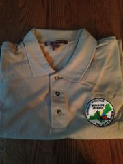 Berkshire Geobash #3 Tan Polo Shirt (2014) - Trackable