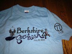 """Berkshire Geobash #4 """"T-Shirt (S-M-L-XL-2XL) - (2015)"""