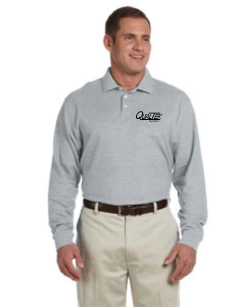 Long Sleeve Men's Polo