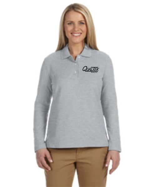 Long Sleeve Women's polo