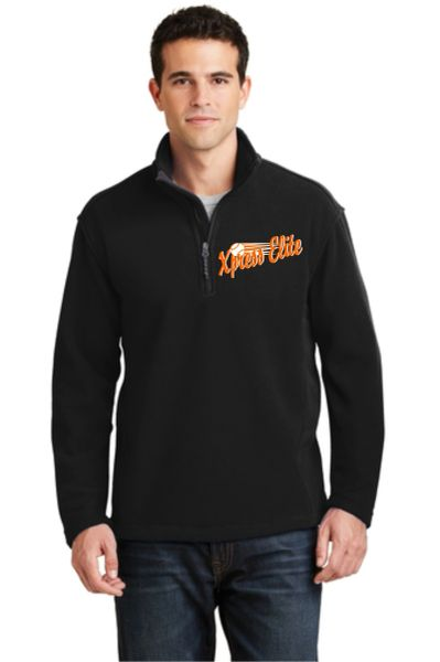 Xpress Port Authority® Value Fleece 1/4-Zip Pullover