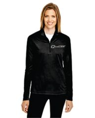 Quarter Zip Female Pullover