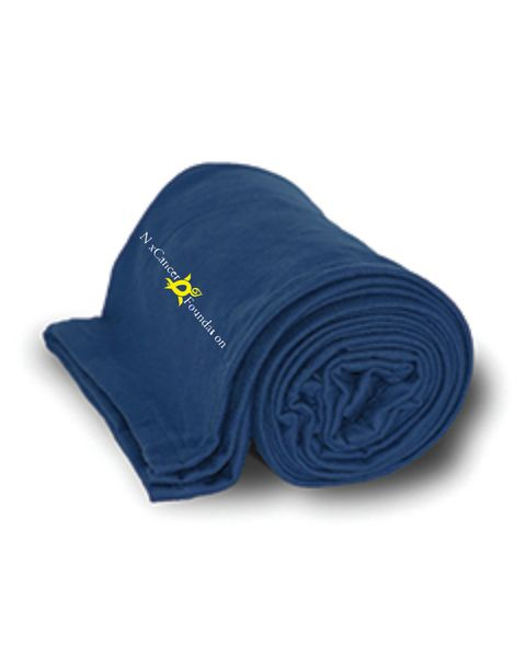 Alpine Fleece Sweatshirt Blanket Throw