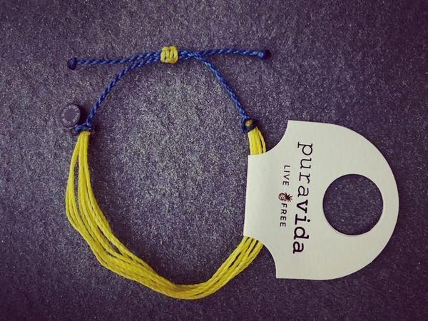 Custom PURAVIDA bracelets