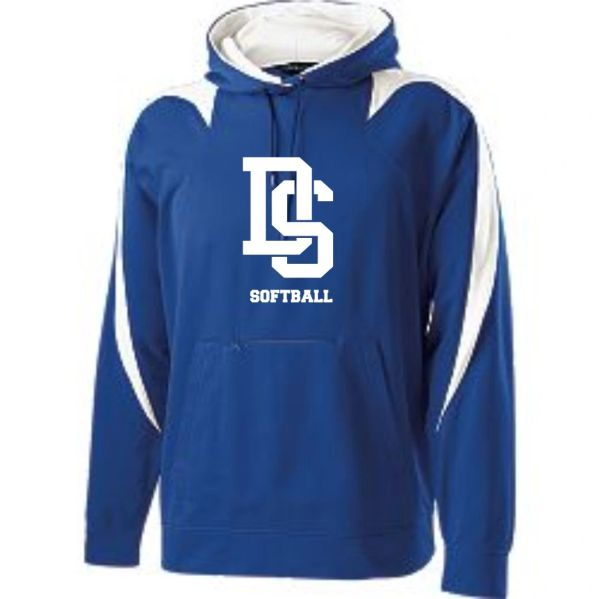 DS Softball Performance Hoodie