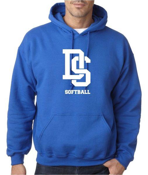 DS Hoodie Softball