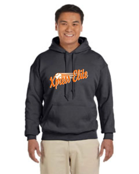 Xpress Sports Grey, Charcoal or Black Sweatshirt Youth and Adult