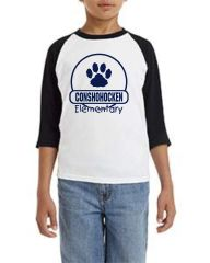 Ce Raglan Tee youth and adult