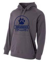 CE Solid Tech Fleece Pulloever Hoodie Youth and Adult