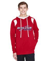 Revolution Red Wicking Sweatshirt