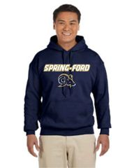Navy Sweatshirt Youth and Adult