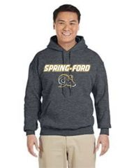 SF Grey Sweatshirt Youth and Adult