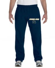 Sf Navy Sweatpants Youth and Adult