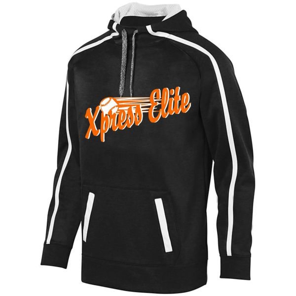 Xpress Tonel Sweatshirt Youth and Adult Orange and Black