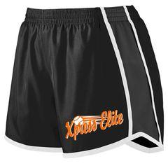 Xpress Pulse Womens Shorts
