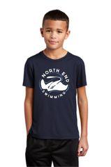 NE Navy Performance Shirt