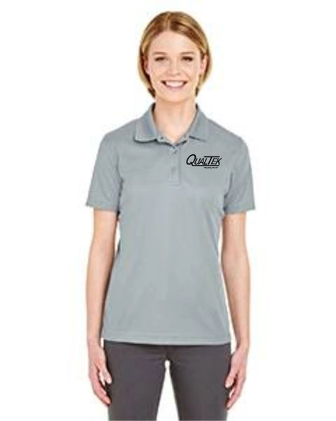 Qualtek Corp Womens Polo