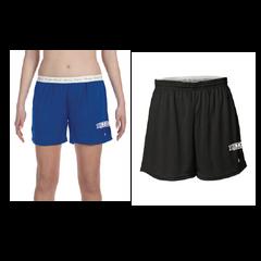 Bethel Swimming - Women's Tagless Active Mesh Shorts