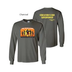 Early College Academy - Long Sleeve T-Shirt