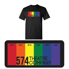 574 Theatre: Short Sleeve T-Shirt