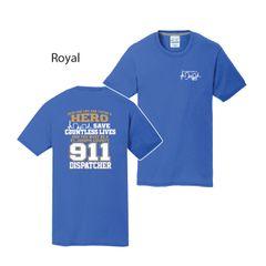 911 Dispatcher: Unisex Softstyle Short Sleeve T-Shirt