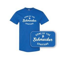 SMS Spiritwear: T-Shirt A