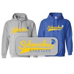 SMS Spiritwear: Hoodie A