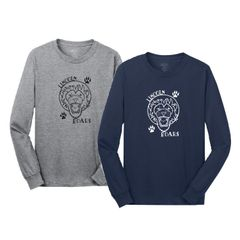 Lincoln Lions: Long Sleeve T-Shirt